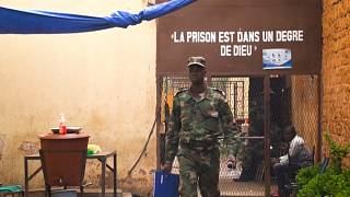 Mali's largest jail keeps coronavirus at bay as outbreak threatens overcrowded prisons