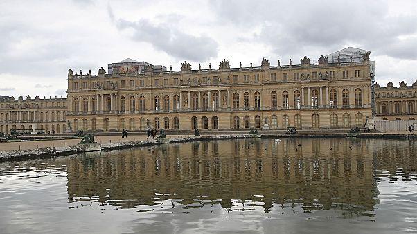 Le Château de Versailles, après sa réouverture au public le 7 juin 2020