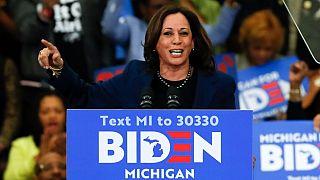 Qui est Kamala Harris, l'atout de Joe Biden pour la présidentielle américaine?