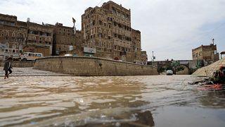 سيول في اليمن