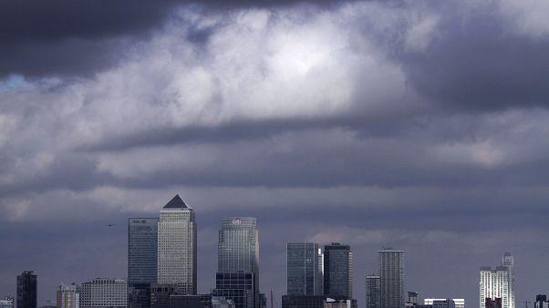 Британская экономика в рецессии