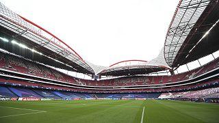 Estádio do Sport Lisboa e Benfica in Lisbon, Portugal
