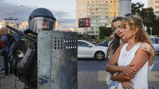 مظاهرات بيلاروس