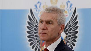 وزير الرياضة الروسي أوليج ماتيتسين