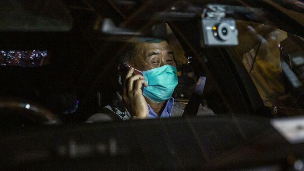Hongkong: Verleger Jimmy Lai wieder auf freiem Fuß