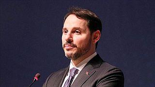 T.C. Hazine ve Maliye Bakanı Berat Albayrak.