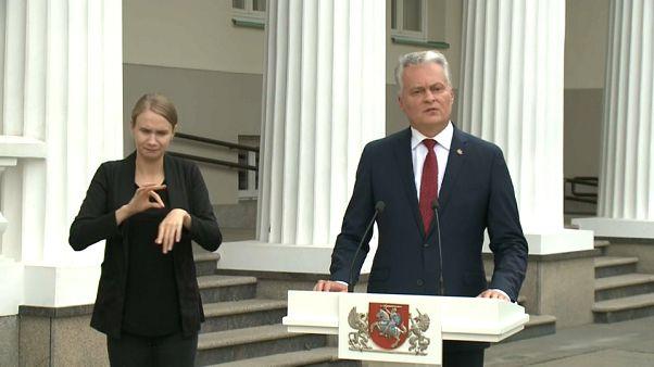Lituania, Letonia y Polonia como mediadores en la crisis de Bielorrusia