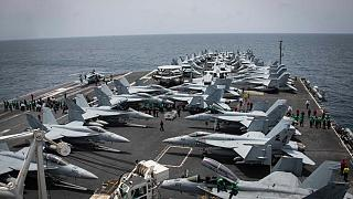 Mass Communication Specialist 3rd Class Garrett LaBarge/U.S. Navy