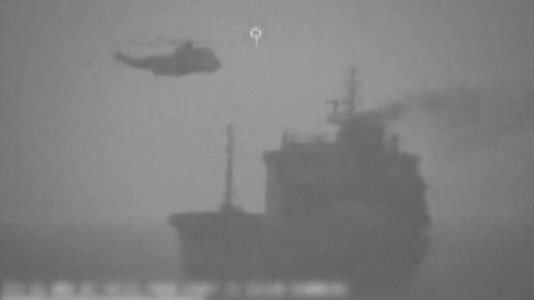 فيديو نشره الجيش الأمريكي