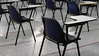 Exams were cancelled earlier this year during the coronavirus outbreak