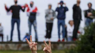 Четвертый день в Беларуси не прекращаются акции протеста