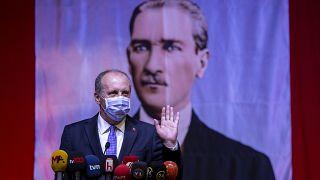 Muharrem İnce 'Bin Günde Memleket Hareketi'nin 4 Eylül'de başlayacağını açıkladı