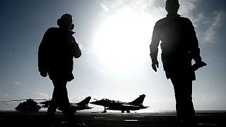Fransız Rafale savaş uçakları