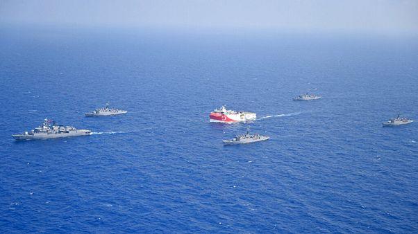 Grecia-Turchia: alle tensioni si aggiunge uno scontro navale nell'Egeo