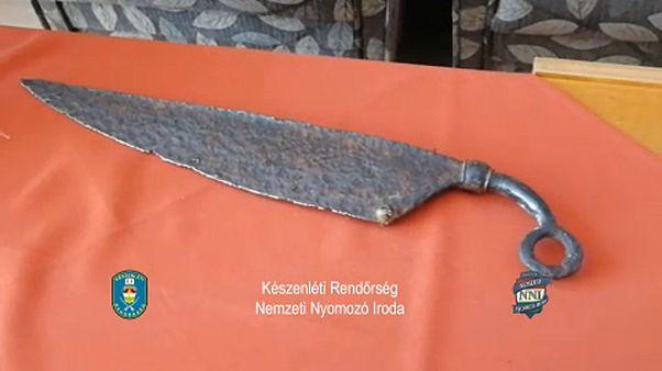 Kelta kés