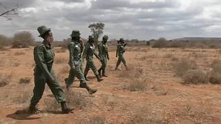 Team Lioness: Kenya's All-Female Park Rangers