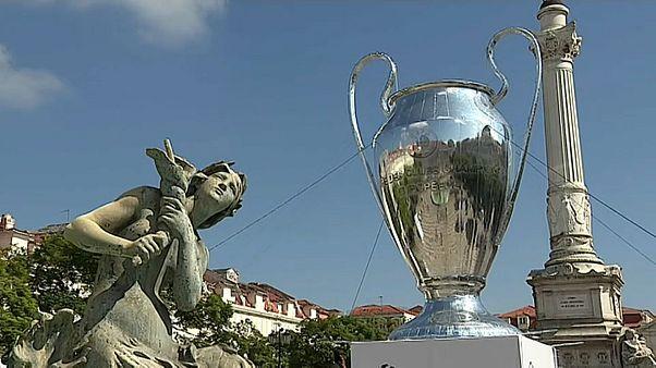 Final da Champions da EUFA em Lisboa