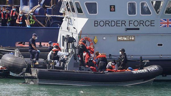Britain Migrants