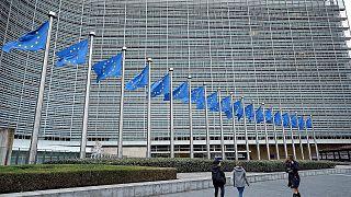 Brüksel'deki AB Konseyi Merkezi