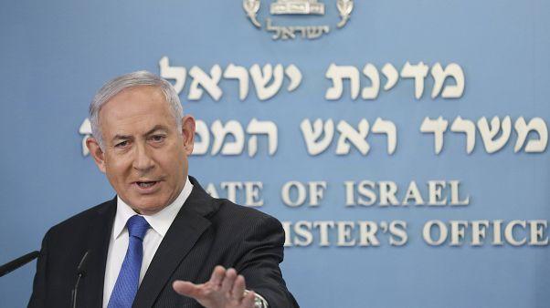 بنيامين نتنياهو، رئيس الوزراء الإسرائيلي