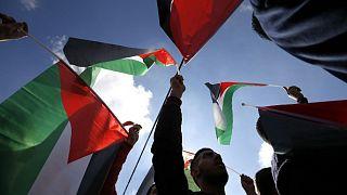 Filistin bayrakları