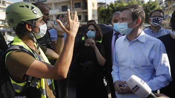 Investigações à tragédia no Líbano prosseguem com apoio do FBI