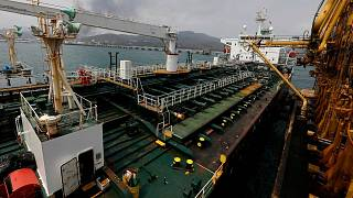 عکس آرشیوی از یک نفتکش ایرانی حامل سوخت برای ونزوئلا که ماه مه ۲۰۲۰ عازم این کشور شده بود