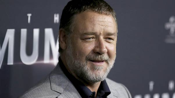 Russell Crowe says he made the donation on behalf of the late Anthony Bourdain