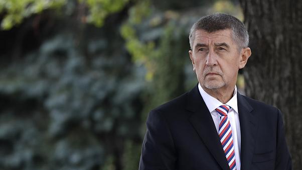 Andrej Babis cseh kormányfő