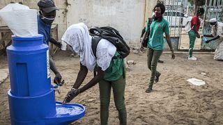 ثانوية بليز دياني بداكار فب السنغال
