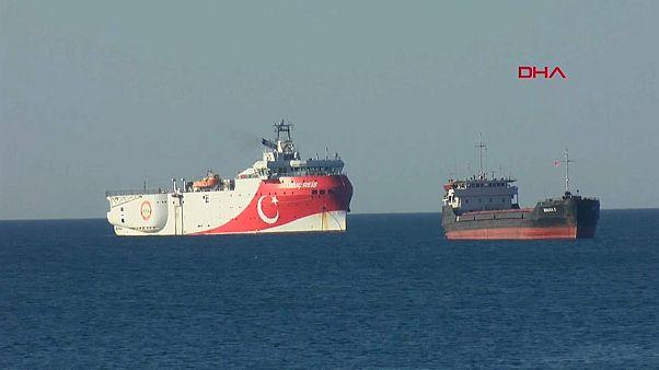 Méditerranée : la délimitation des eaux, un litige gréco-turc récurrent