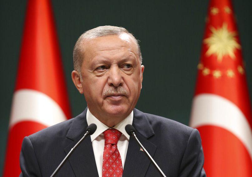 Turkish Presidency via AP