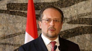Avusturya Dışişleri Bakanı Alexander Schallenberg