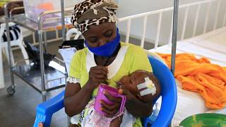 Child malaria spikes in Sierra Leone as parents fear coronavirus