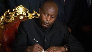 رییس جمهور جدید بوروندی