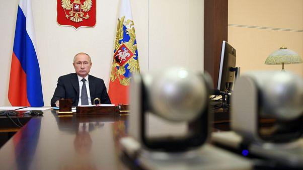 Rusya Başkanı Putin