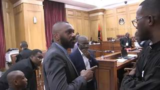 Angolan Ex-President's Son To Do Jail Time