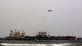 یک نفت کش ایرانی که در ماه می در ساحل ونزوئلا پهلو گرفت
