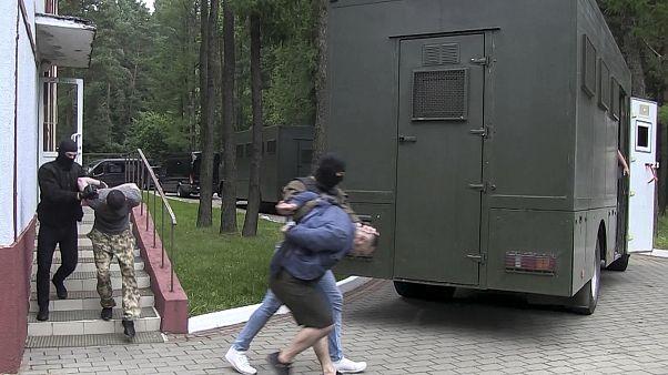 Беларусь задержала 33 граждан РФ в конце июля