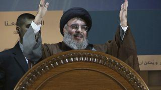 أمين عام حزب الله حسن نصر الله (صورة من الأرشيف)