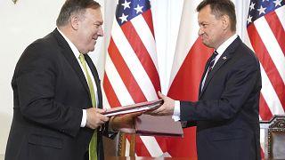Польша и США подписали договор