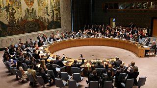 عکس آرشیوی از شورای امنیت