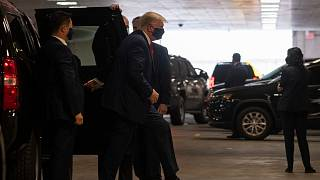 ترامب يزور شقيقه في مستشفى بنيويورك