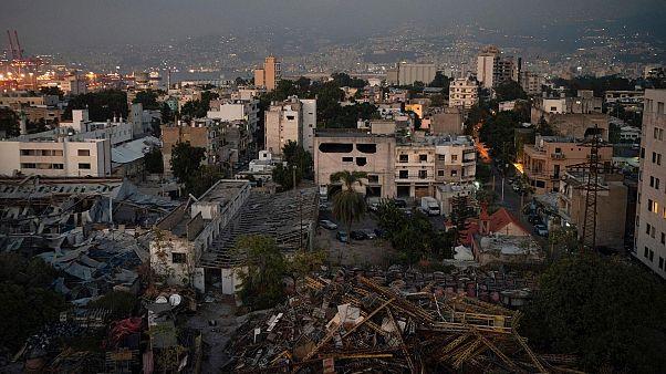 خرابیهای انفجار بیروت