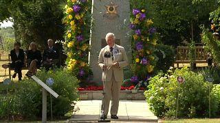 El Reino Unido conmemora 75 aniversario de la rendición de Japón