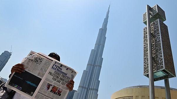 دبي في الإمارات المتحدة