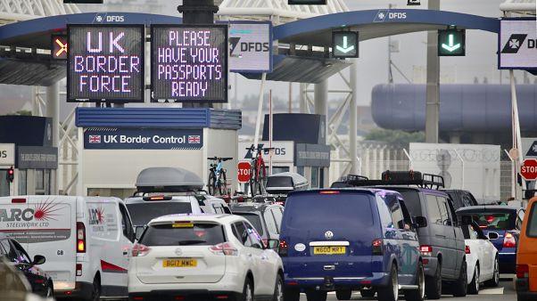 Turistas britânicos em França antecipam regresso