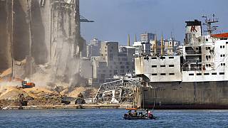 French police arrive in Lebanon to investigate Beirut port explosion