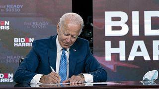 Eski ABD Başkan Yardımcısı Joe Biden