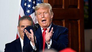 الرئيس الأمريكي دونالد ترامب واثق بالفوز في الانتخابات الرئاسية الأمريكية 2020